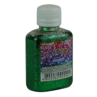 Блестки зеленые 30гр А-936
