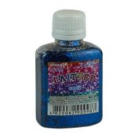 Блестки синие 30гр А-948
