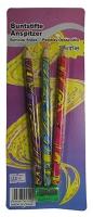 Карандаши цветные Магик 3шт+точилка U-137