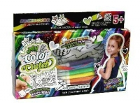 Набор креативного творчества My Color Clutch пенал-раскраска с фломастерами укр  CCL-02-01..07