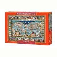 Пазлы Castorland 2000 эл С-200733