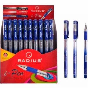 Ручка принт дисплей синий 50 шт I-PEN