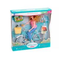 Кукла Барби на велосипеде 6477