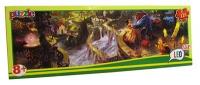 """Пазлы Лео Люкс 220 эл. """"Волшебный мир героев"""" 208/22401 Мир Лео"""