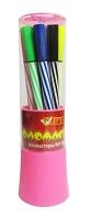 Фломастеры 12 цветов TIKI 52714-TK