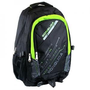 Рюкзак полиестер мягкая спинка  8-50 №801