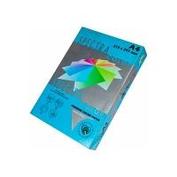 Бумага цветная А4 250л интенсив Sinar Spectra 160 г/м2 Terquoise 220