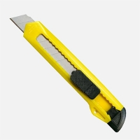 Нож канцелярский средний F40515