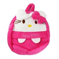 Рюкзак детский Hello Kitty меховой 1-460 (10878)