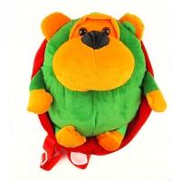 Рюкзак детский Медвежонок меховой1-462 (10878)