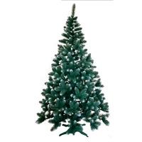 Искусственная елка Королева с белыми кончиками 2,2м