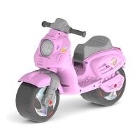 Скутер розовый Орион 502 Р