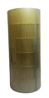 Скотч упаковочный 48*150м прозрачный 150-48 П