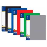 Папка А4 с 20 файлами Format ассорти F37602