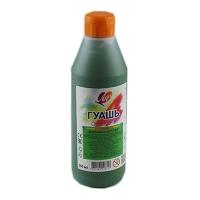 Гуашь светло-зеленая 500мл 18С1203-08