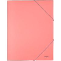 Папка на резинке А4 Axent розовая 1504-10-A