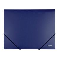 Папка на резинке А4 Axent синяя 1508-02-А