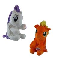 Сумка детская Пони меховая 6-197 (10878)