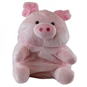 Рюкзак детский Свинка меховой 6-206 (10878)