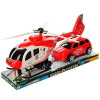 Комплект Вертолет и машина  209