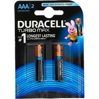 Батарейка мини пальчик DURACELL АААTurbo 1*2 LR03 MХ2400 цена за 1шт