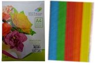 Бумага цветная А4 100л интенсив Sinar Spectra 80 г/м2 набор 177