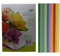 Бумага цветная А4 250л SuperMix Sinar Spectra 80 г/м2 набор