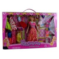 Набор две куклы Fashion c аксессуарами 2336 5-535 (2015)