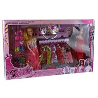 Набор из 2 кукол Beauty с одеждой и аксессуарами 658 5-536 (2015)