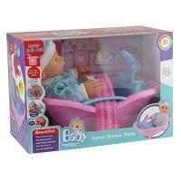 Кукла пупс в ванночке 3615 5-537 (2015)