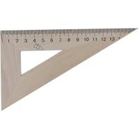 Треугольник деревянный 16см 30*60*100 103020-103019