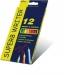 Карандаши цветные 12шт MARCO 4100-12СВ