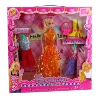 Кукла Fashion c аксессуарами 5-520 (2015)