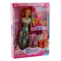 Кукла Beauty с аксессуарами в коробке 619  5-522 (2015)