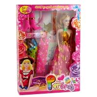 Кукла с аксессуарами в коробке 20123 5-524 (2015)