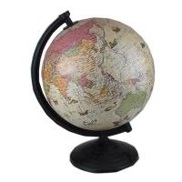 Глобус d 26 см политический под старину